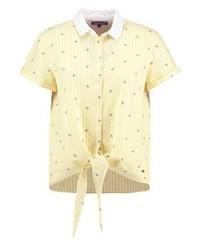 Tommy Hilfiger Shirt Yellow
