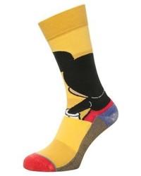 Stance Socks Yellow