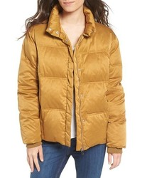 Yellow Puffer Jacket