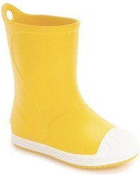 Crocs Bump It Waterproof Rain Boot
