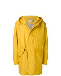 Nanamica Mid Length Hooded Raincoat