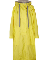 Marc Jacobs Oversized Hooded Shell Windbreaker Jacket