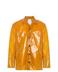 Jil Sander Plastic Raincoat