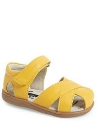 Yellow Sandals