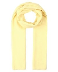 Vmjeanett scarf wax yellow medium 4138904