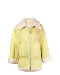 MM6 MAISON MARGIELA Shearling Coat