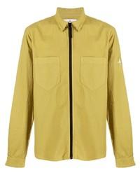 Stone Island Zipped Shirt