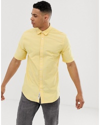 ONLY & SONS Short Sleeve Oxford Shirt