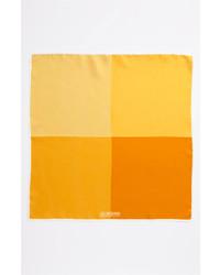 Jz Richards Silk Pocket Square