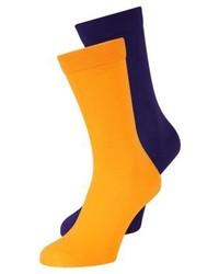 Pantone 2 Pack Socks Amethystcorn
