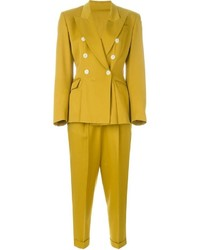 Jean Paul Gaultier Vintage Two Piece Trouser Suit