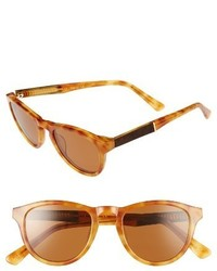 Shwood Ace 48mm Sunglasses