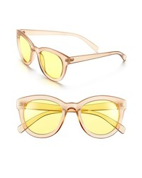 Fantas Eyes Fe Ny 51mm Sunglasses Yellow One Size