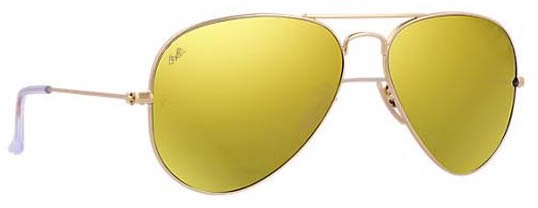 Ray Ban Yellow Lens Aviators Glasses Men « Heritage Malta e8509cef9