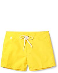 Sundek Rainbow Mid Length Swim Shorts