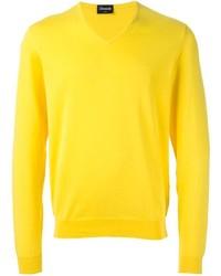 V neck sweater medium 318467