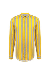 Lords And Fools Longsleeved Striped Shirt