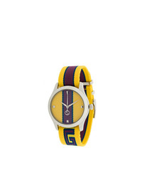 Gucci Gg Web Watch