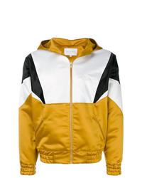 Drôle De Monsieur Contrast Panel Hooded Jacket