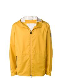Z Zegna Techmerino Hooded Jacket